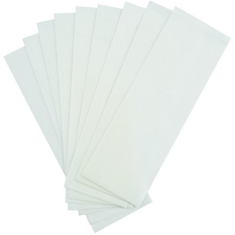 Полоски Satin Smooth бумажные большие
