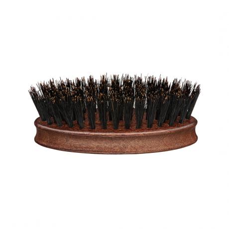Щетка для бороды деревянная Eurostil BARBER LINE