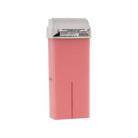 Воск в кассете Dolce Vita  оксид цинка розовый